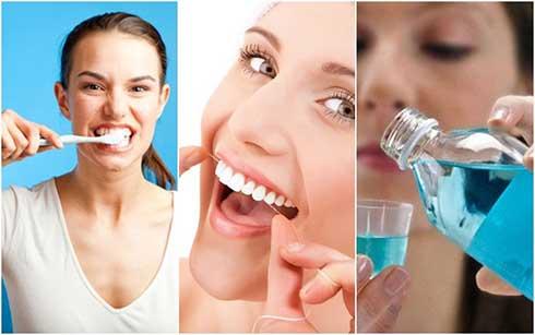 KINH NGHIỆM chăm sóc răng giả cố định để răng tồn tại vĩnh viễn 1