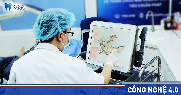 Các trang thiết bị của nhà khoa Parisđều đạt tiêu chuẩn quốc tế
