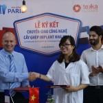 NK Paris: Đẩy mạnh ký kết hợp tác & đào tạo chuyên sâu nha khoa thẩm mỹ quốc tế