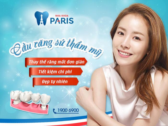 Làm cầu răng sứ công nghệ Nano Shining 5S - Răng đẹp hoàn hảo 1