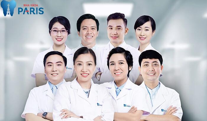 Trồng răng ở đâu tốt nhất tphcm -  Đội ngũ bác sĩ đã nhận chứng chỉ thành viên của Hiệp hội Nha khoa Pháp