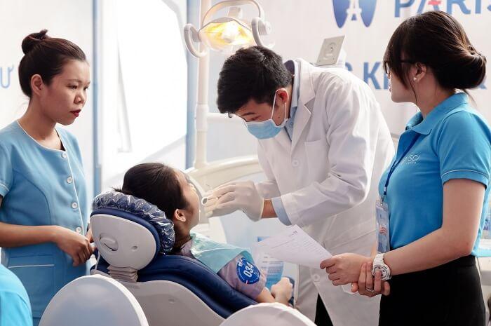 Mất 1 răng 3